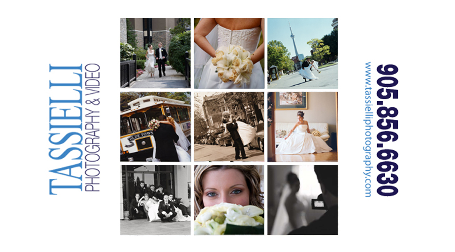 Tassielli Photography Amp Video Wedding Photography Vaughan Bride Wants
