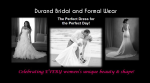 Durand Bridal and Formal Wear