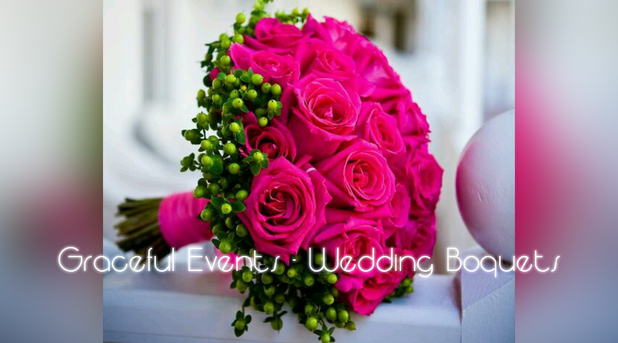 Graceful Events - Wedding Bouquets