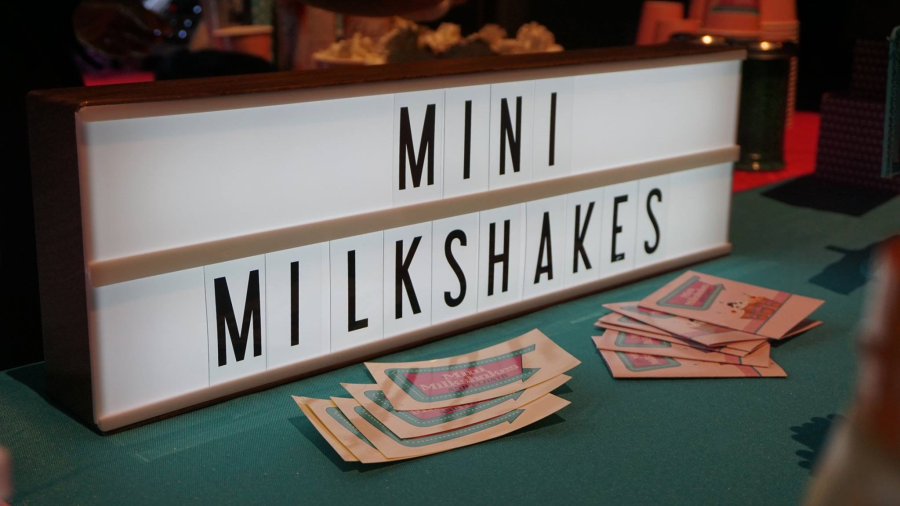 Mini Milkshakes And Floats