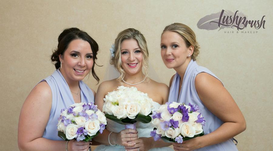 Lush Brush Hair And Makeup Wedding Makeup And Beauty
