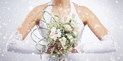 The Best Winter Wedding Color Themes
