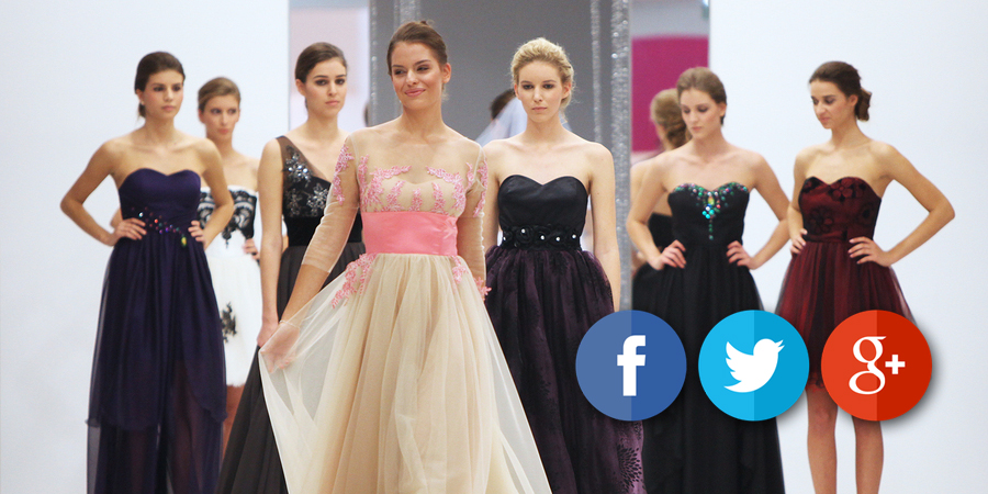 advertise your bridal shows